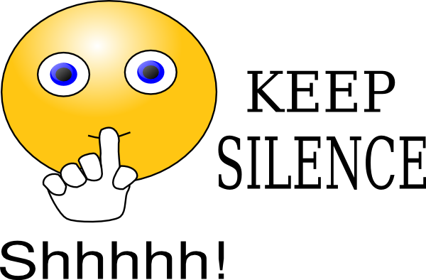 Keep Silence · Shh PlusPng pluspng.com - Free PNG Shhh Quiet - Quiet PNG HD