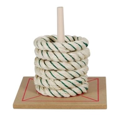 Regent Heavy Rope Quoit Set - Quoits PNG
