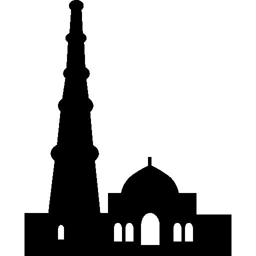 Qutab Minar free icon - Qutub Minar PNG
