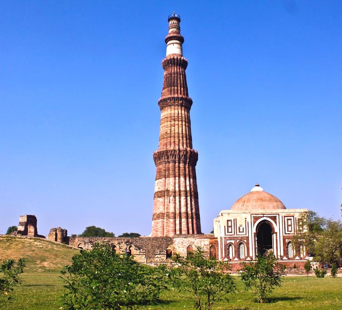 Qutub Minar Delhi - Qutub Minar PNG
