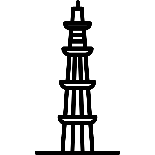 Qutub Minar free icon - Qutub Minar PNG