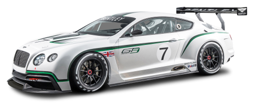 Bentley Continental GT3 R Race Car PNG Image - Racecar PNG HD