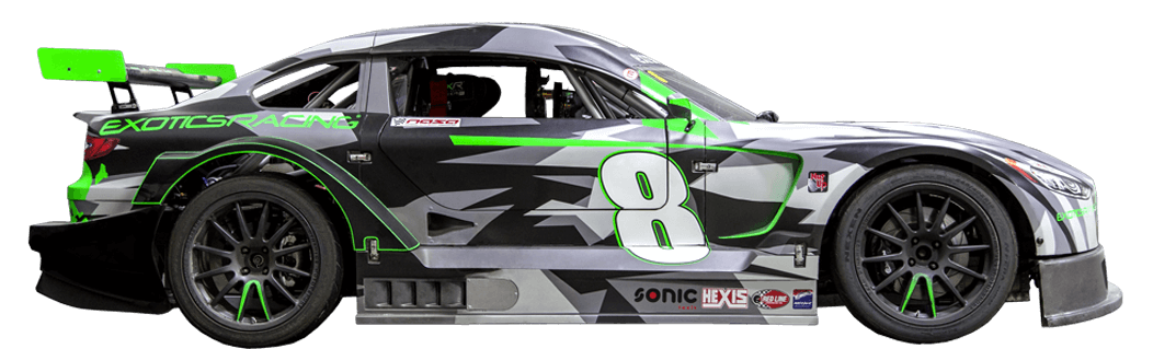 EXR Racing Series LV02 Main - Racecar PNG HD