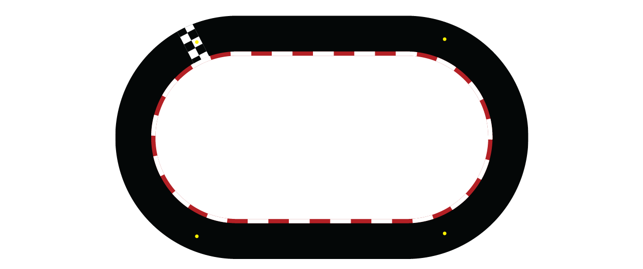 Racetrack PNG Oval - 73063