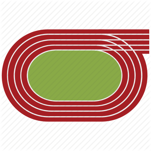 race, race track, racing, racing track, sports, track icon - Racetrack PNG Oval