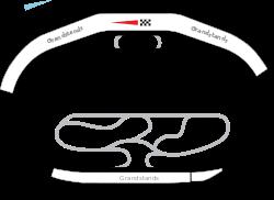TexasMotorSpeedway.svg - Racetrack PNG Oval