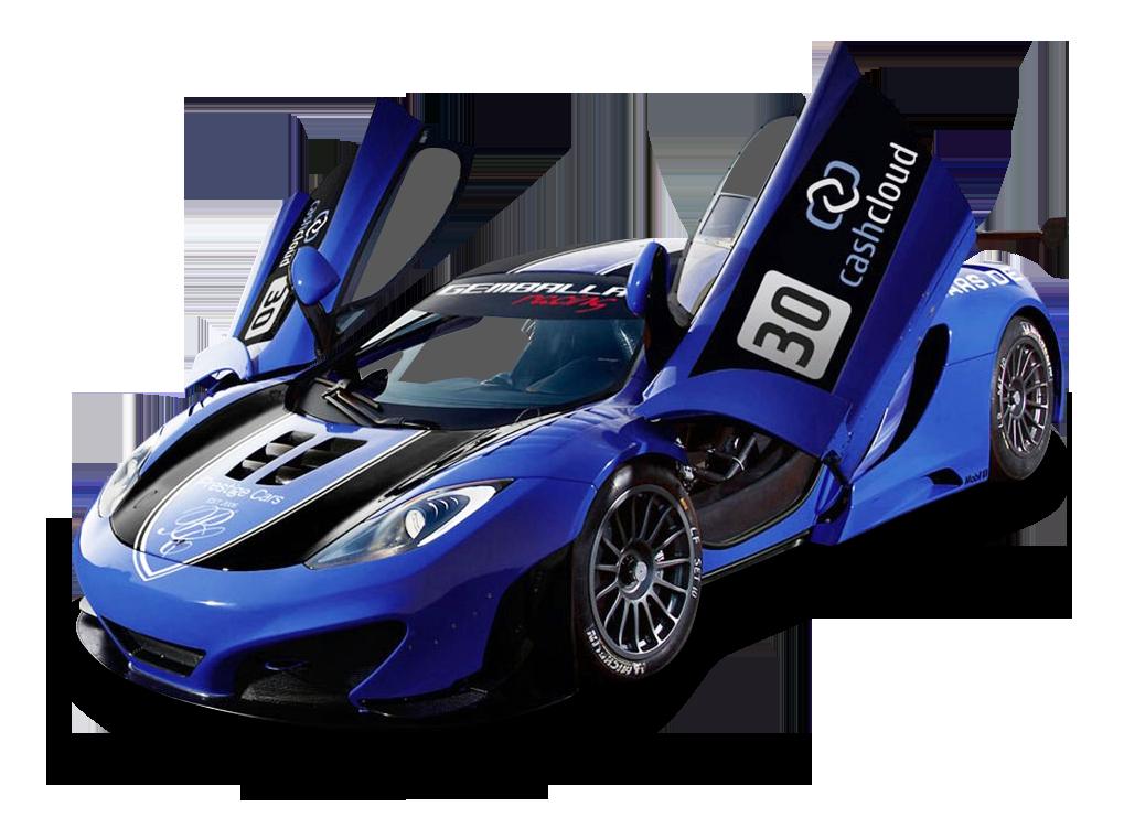 Purple Race Car Designs