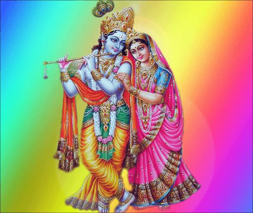Radah Krishna HD PNG - 119568