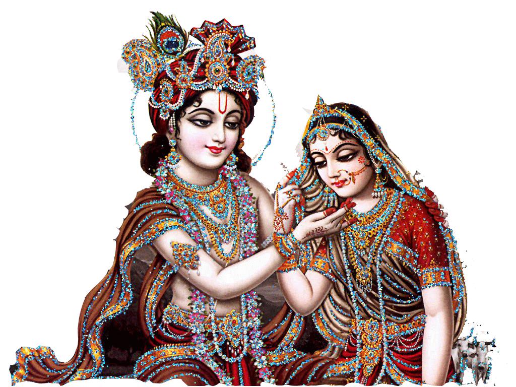 Radah Krishna HD PNG - 119558