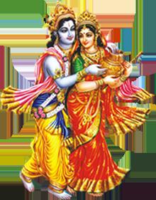 Radah Krishna HD PNG - 119553