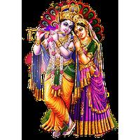 radha krishna black and white png transparent radha