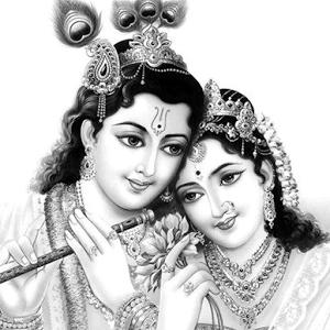 Radha Krishna PNG - 385