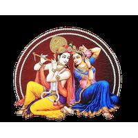 Radha Krishna Png File PNG Image - Radha Krishna PNG