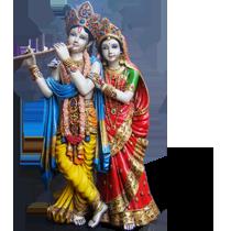 Radha Krishna Transparent PNG Image - Radha Krishna PNG