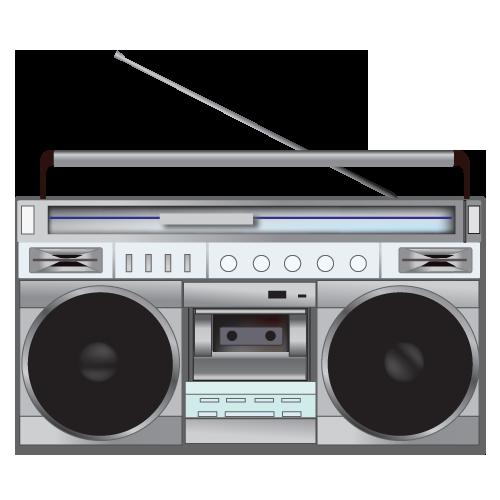 Radio HD PNG