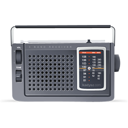 Radio PNG - 15310