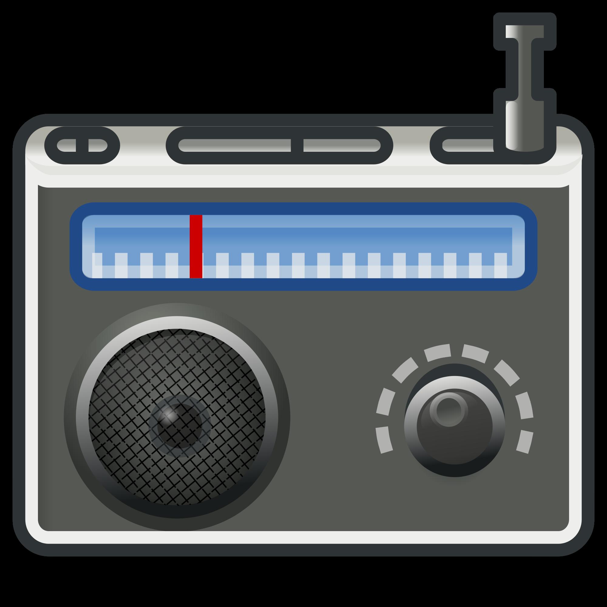 Radio PNG - 15306