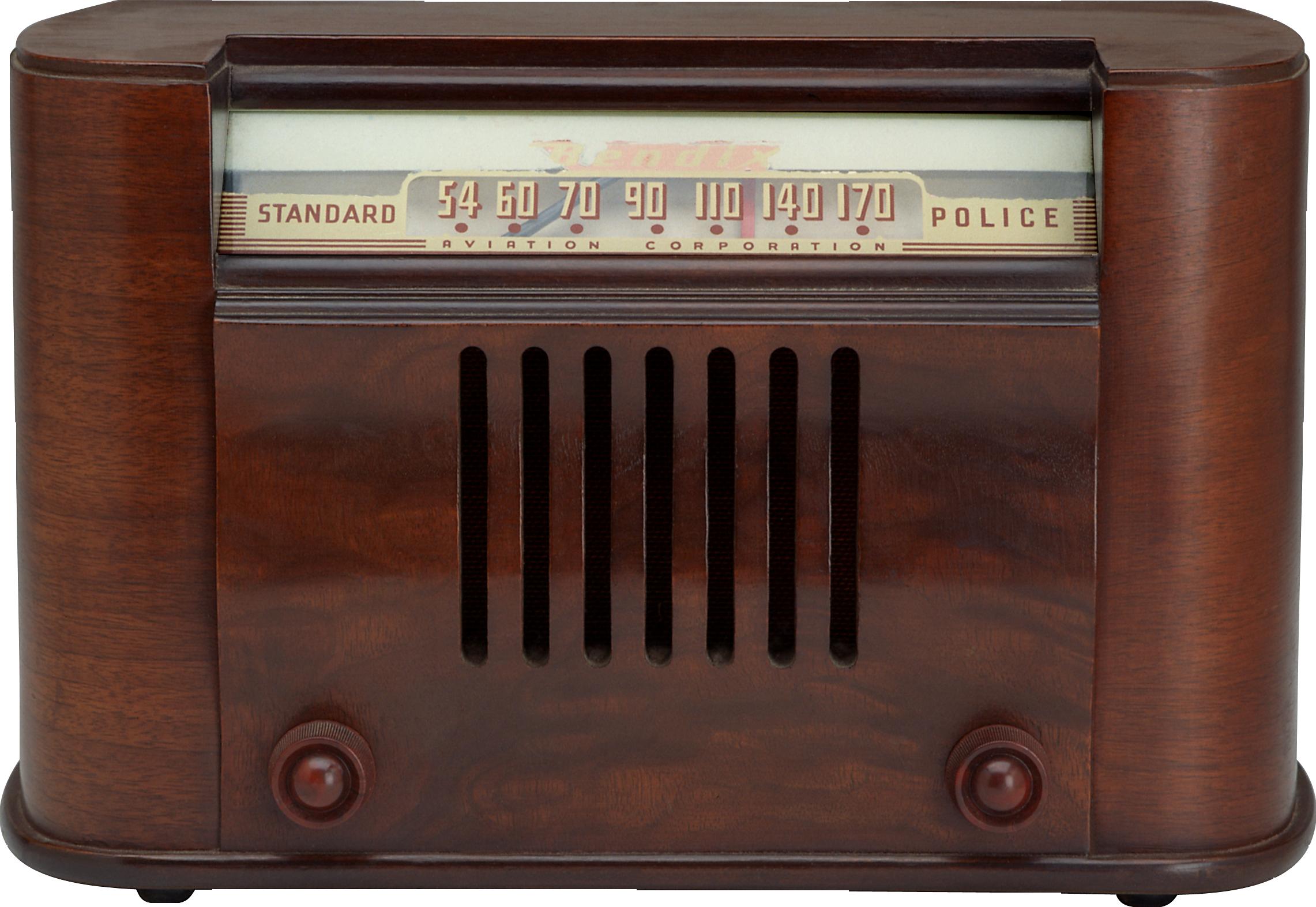 Radio PNG - 15305