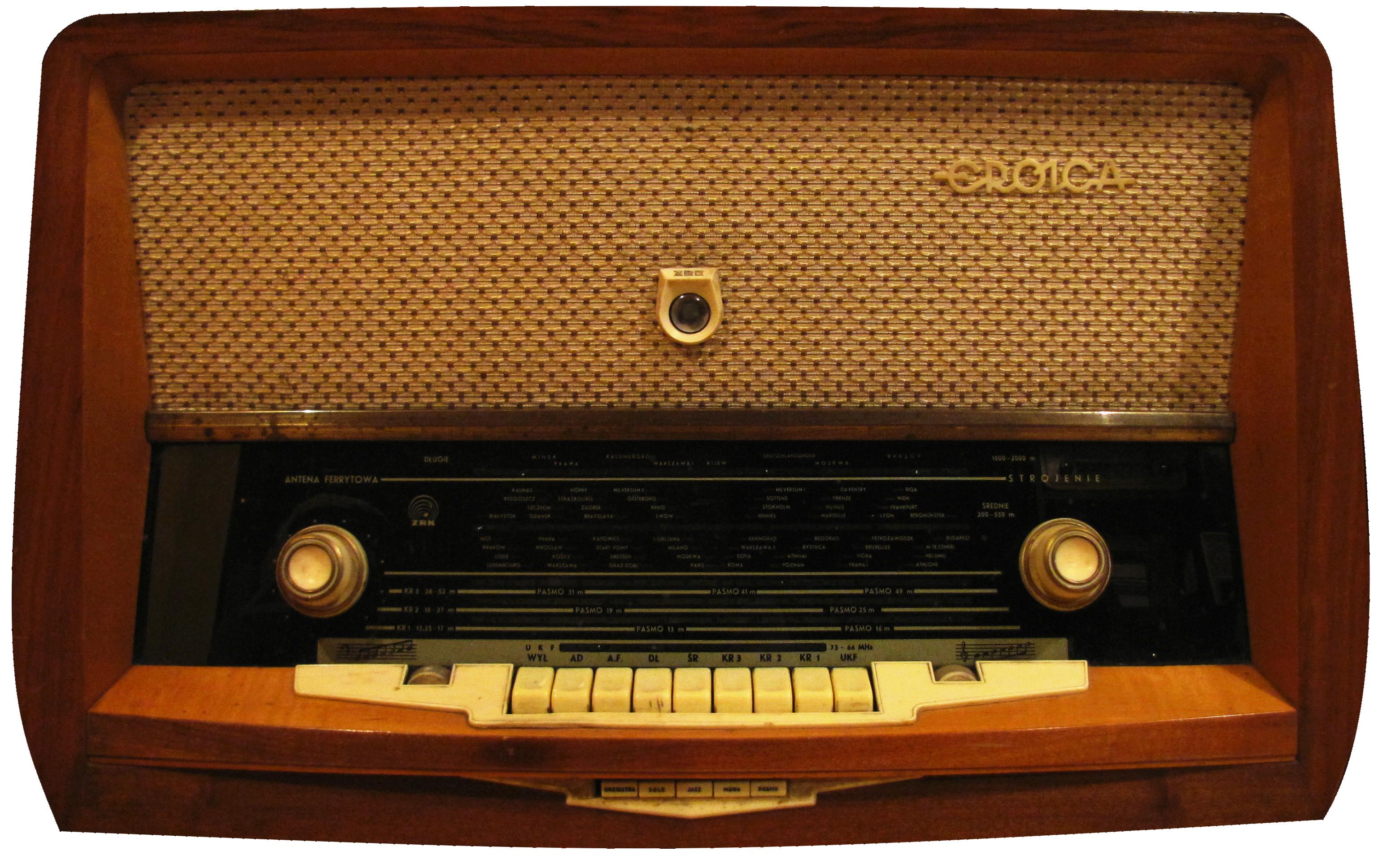 Radio PNG - 15292