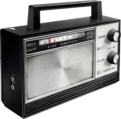 Radio PNG - 15290