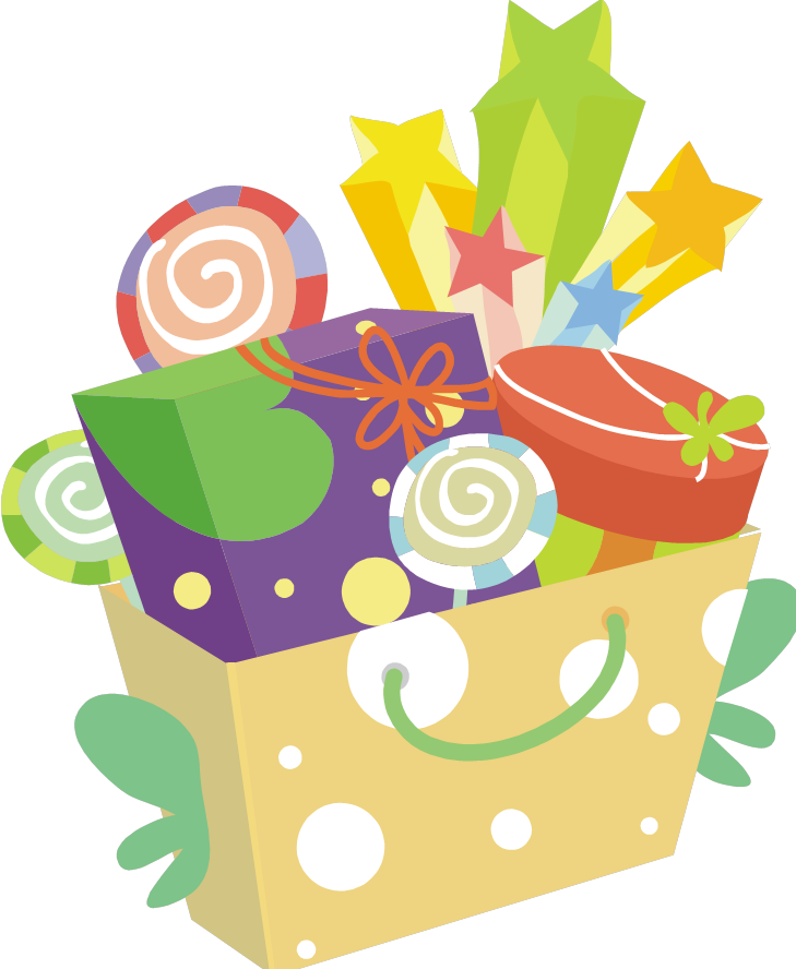Raffle cliparts - Raffle Prizes PNG