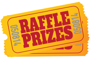 how to get raffle prizes