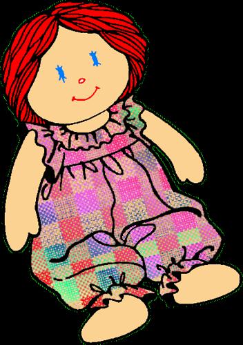 Rag Doll PNG - 67833