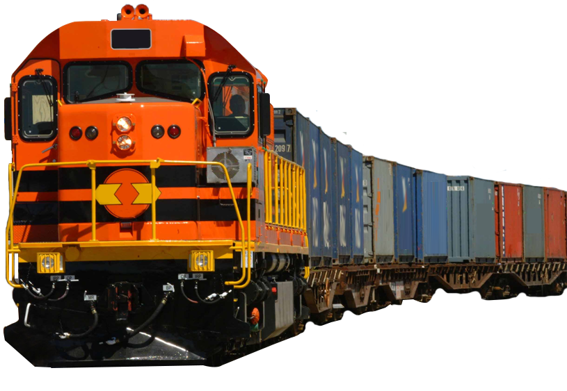 Train cargo PNG - Railroad PNG HD