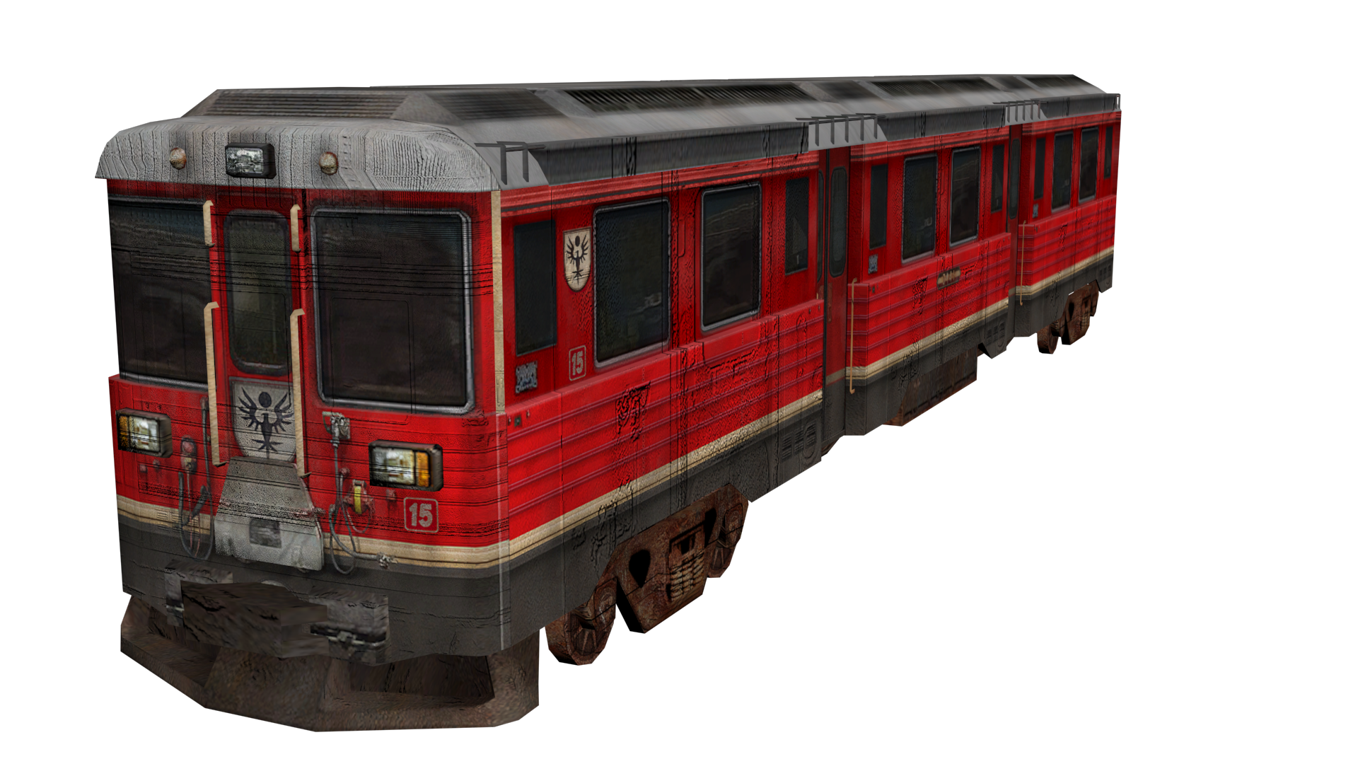Train.png - Railroad PNG HD