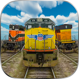 Train Simulator 2015 USA HD - Railroad PNG HD