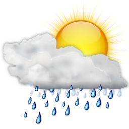 Rain And Sun PNG - 168856