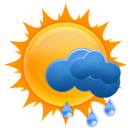 Size - Rain And Sun PNG