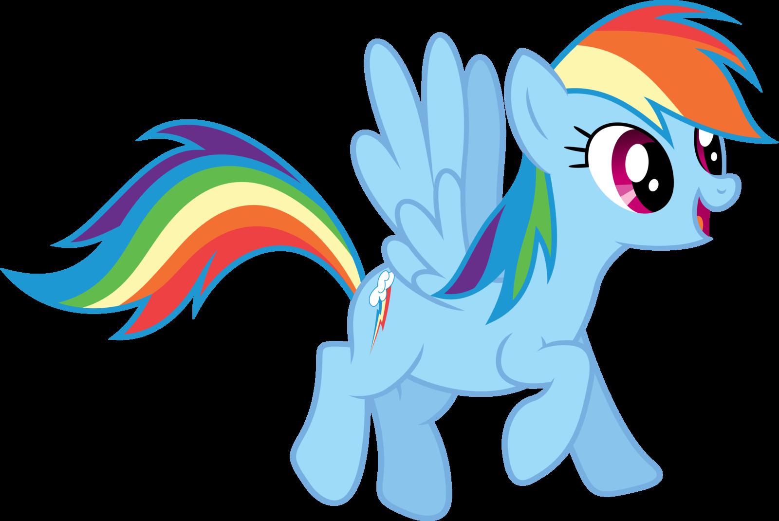 Rainbow Dash PNG