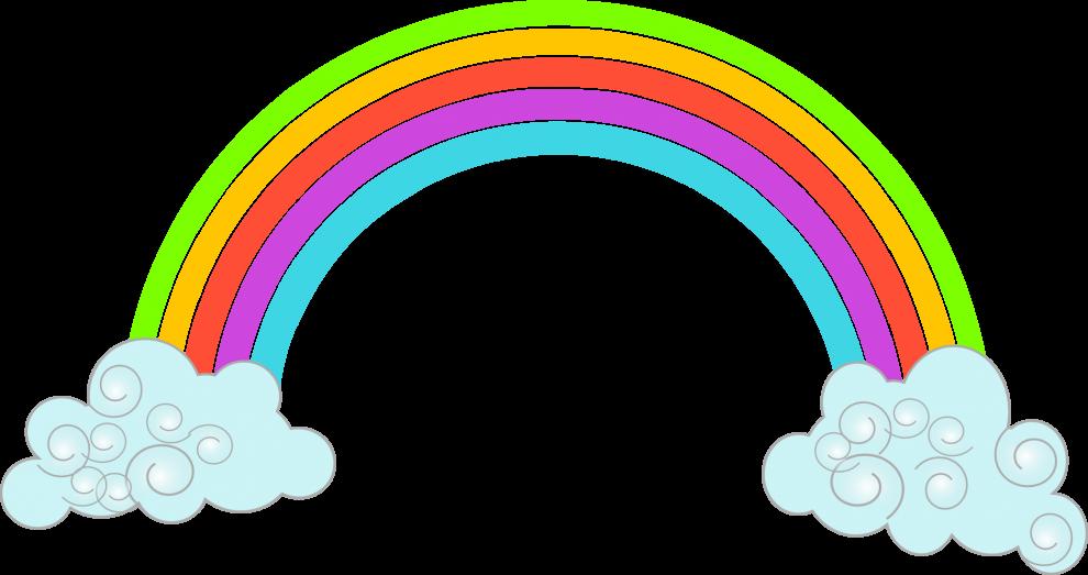 Rainbow HD PNG - 90665