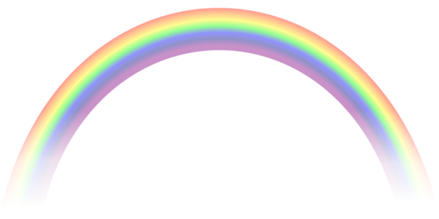 Free vector graphic: Rainbow, Faded, Colors, Colorful - Free Image on  Pixabay - 772324 - Rainbow HD PNG