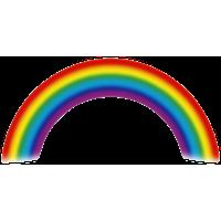 Rainbow HD PNG - 90667