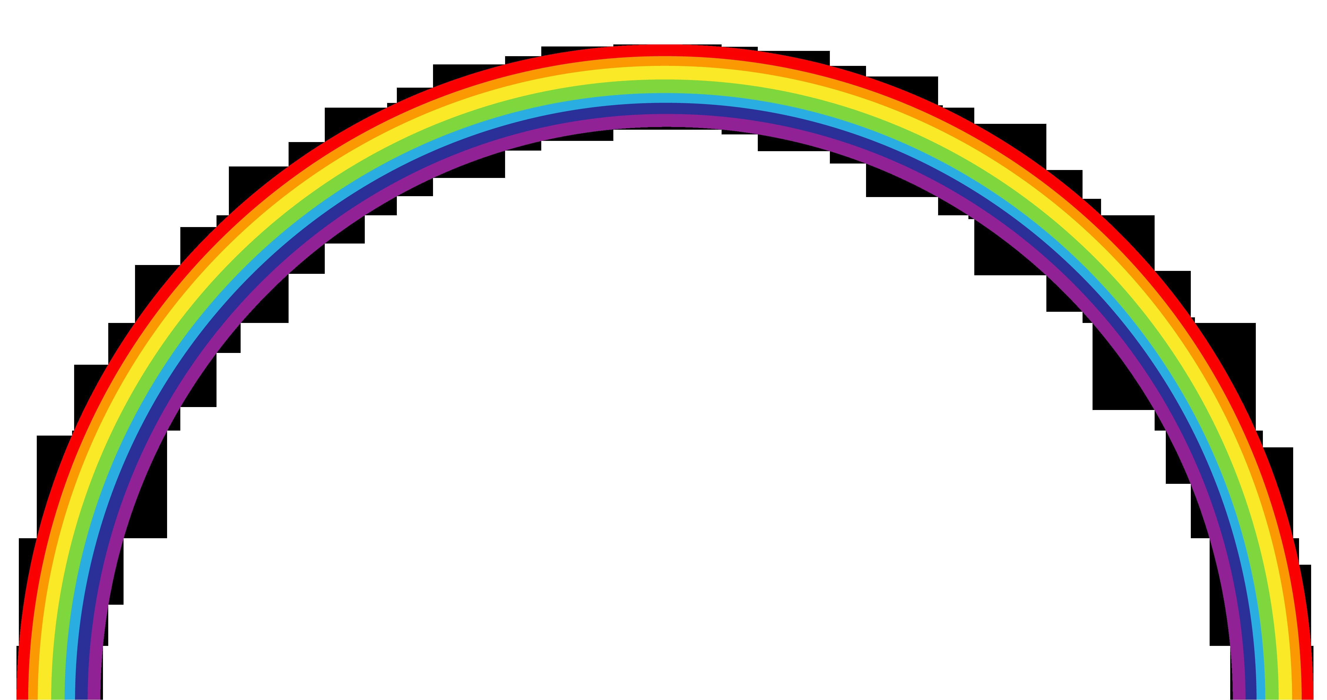 Rainbow HD PNG - 90669