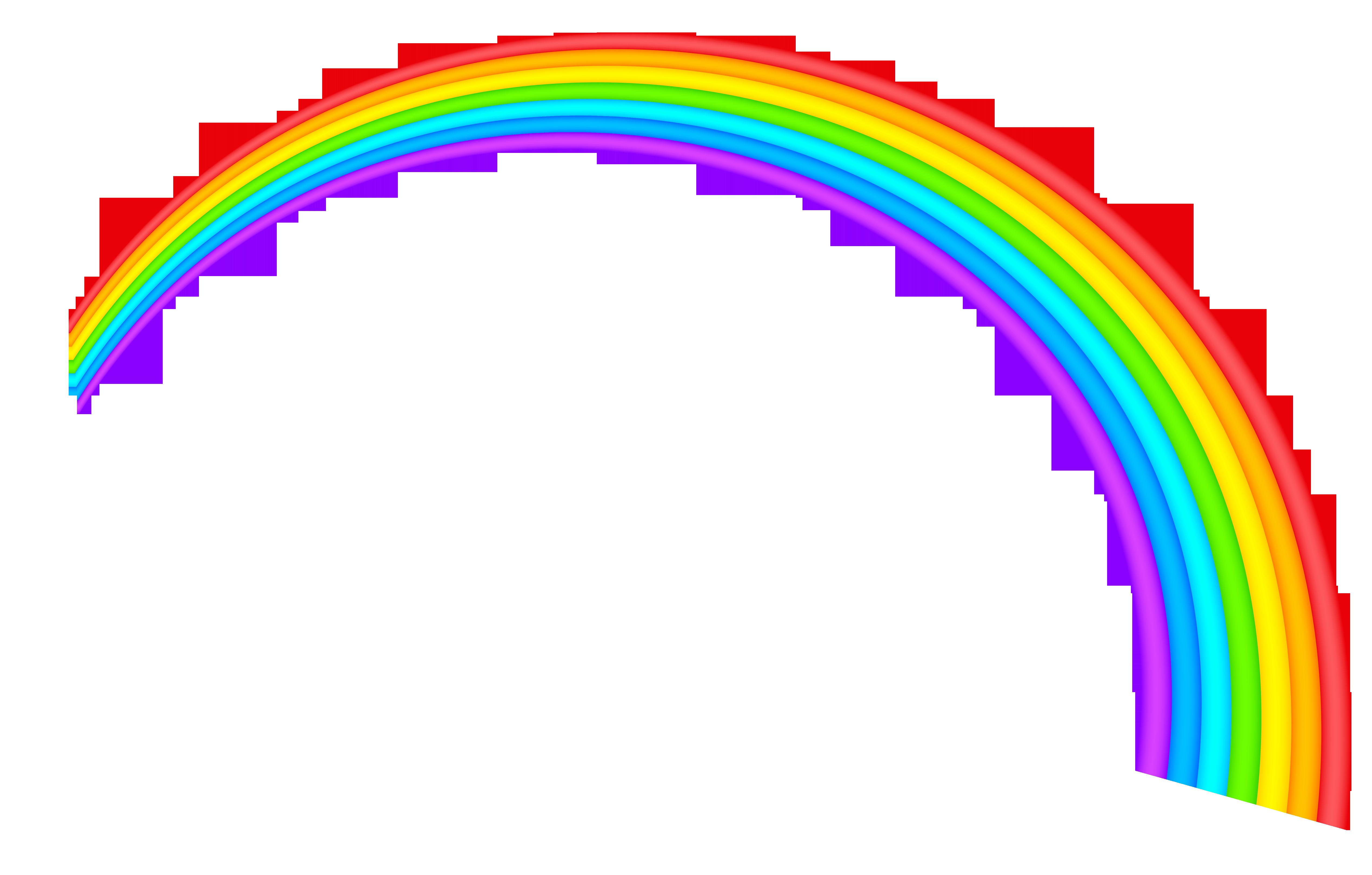 Rainbow HD PNG - 90664