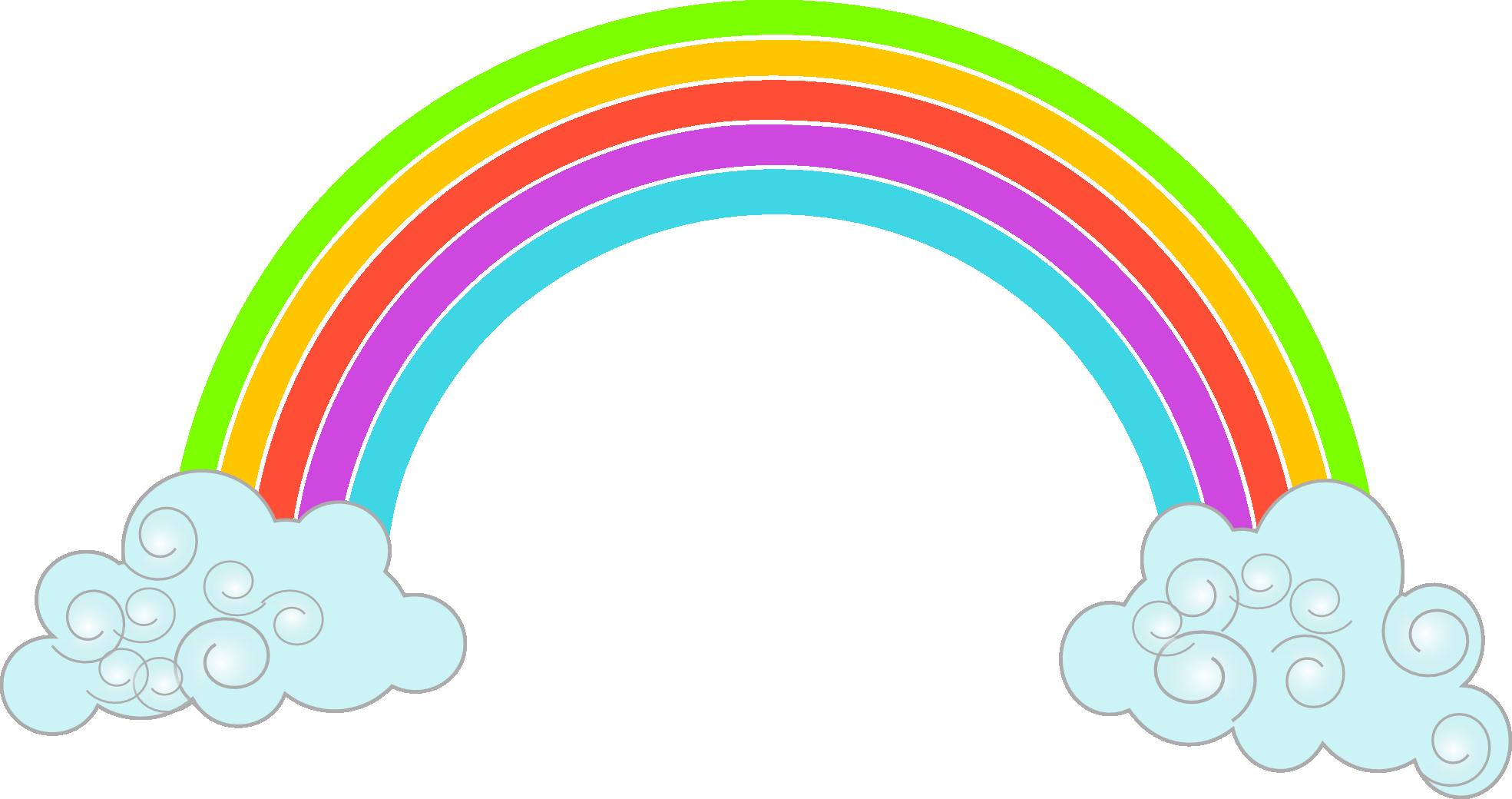 Rainbow PNG - 17683