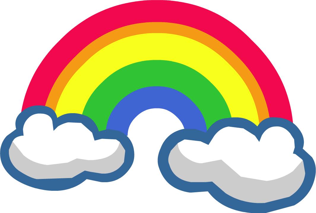 Rainbow PNG - 17680