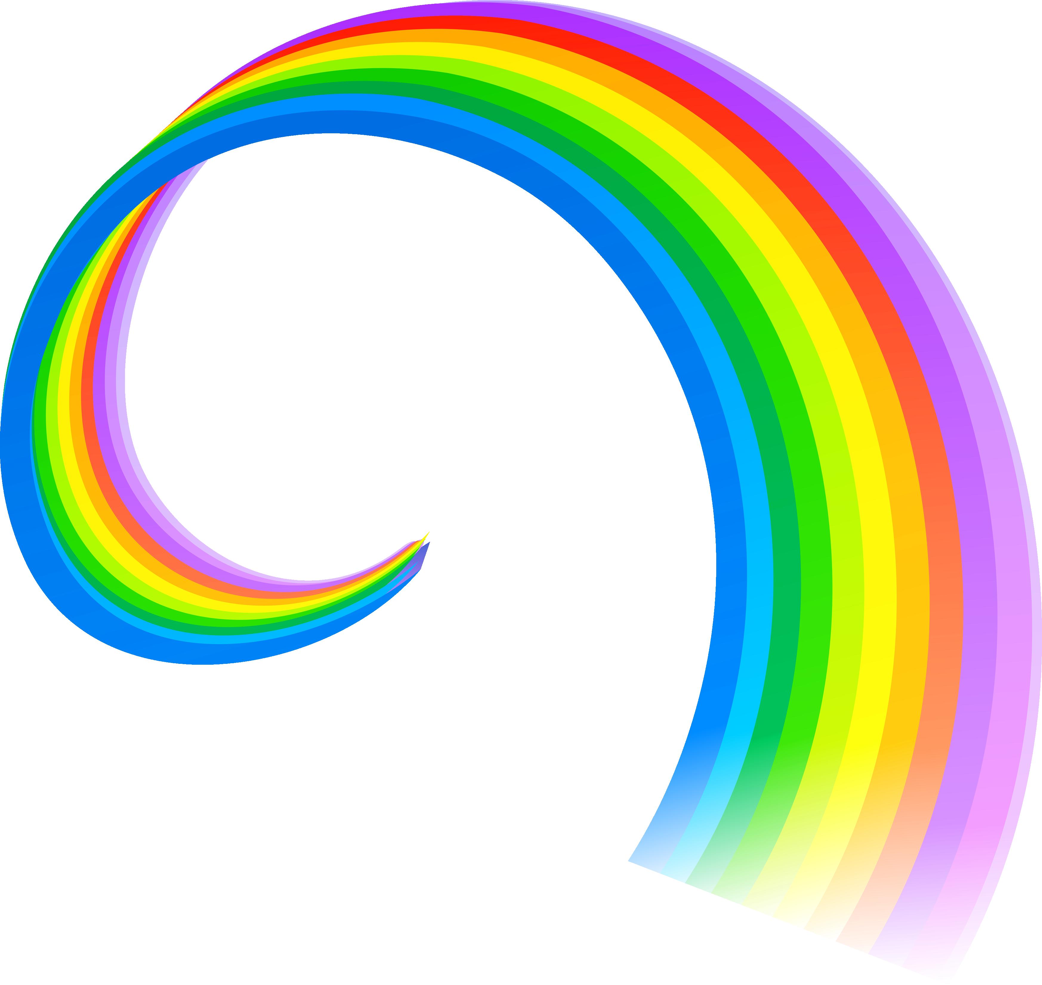 Rainbow PNG - 17675