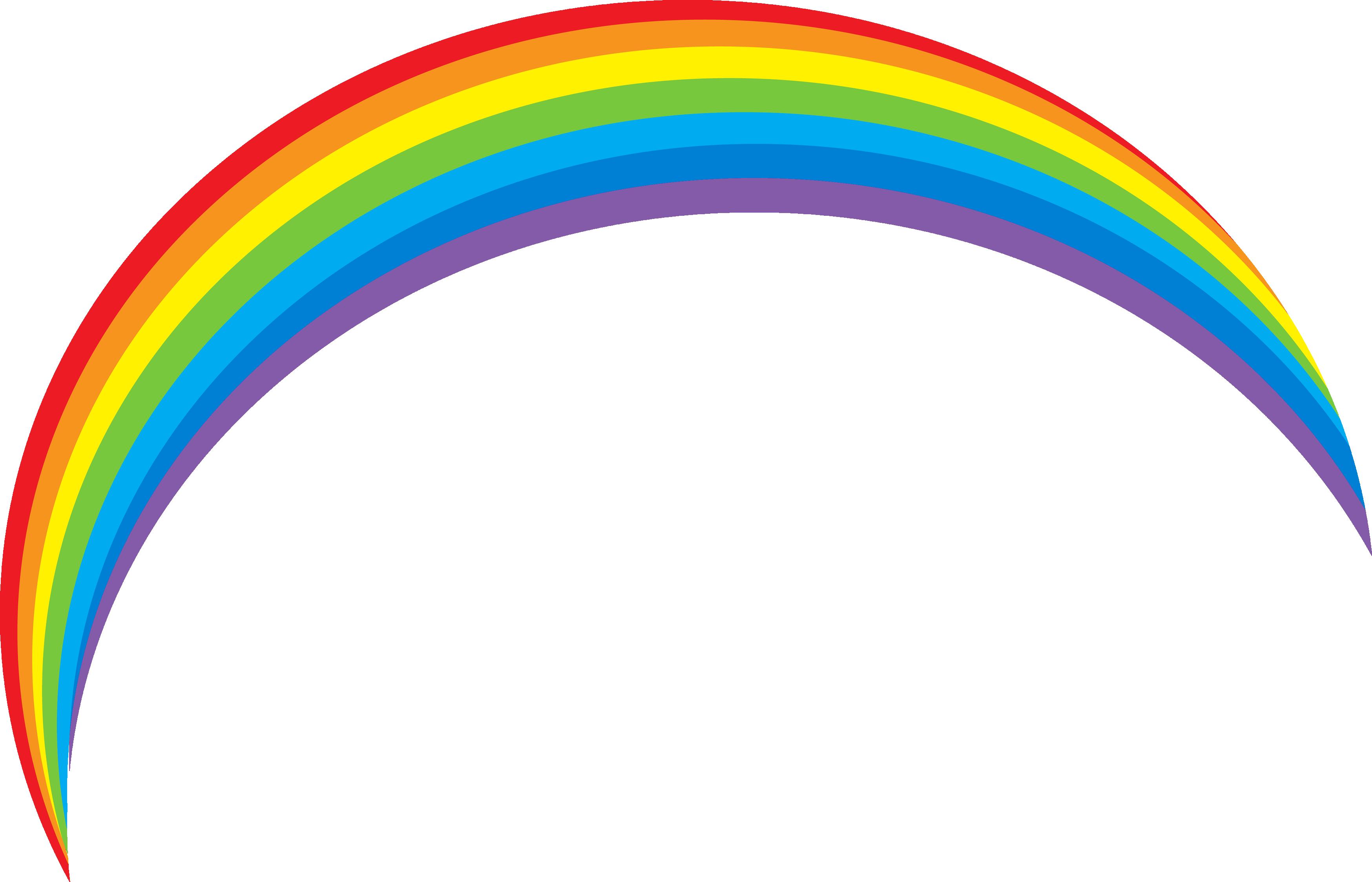 Rainbow PNG - 17669