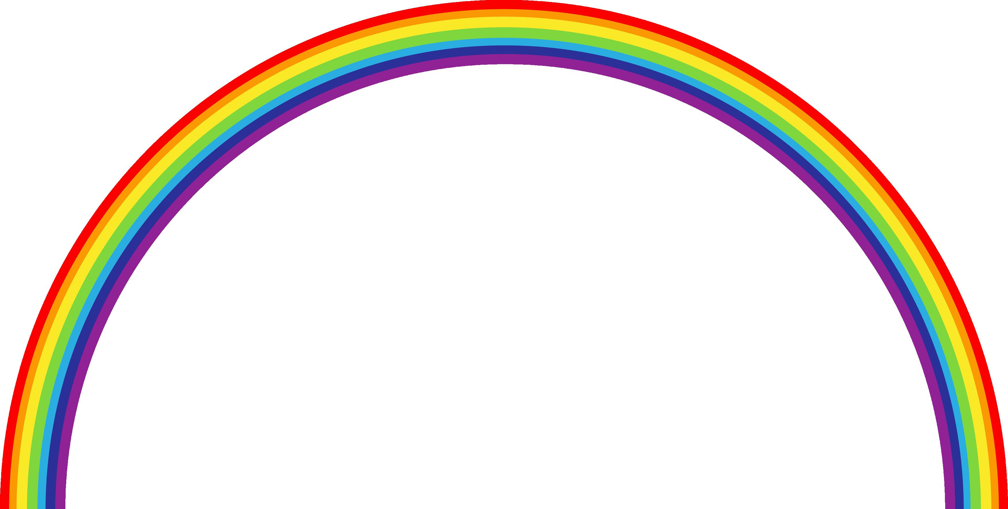 Rainbow PNG - 17670