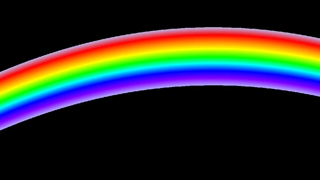 Rainbow PNG - 17681