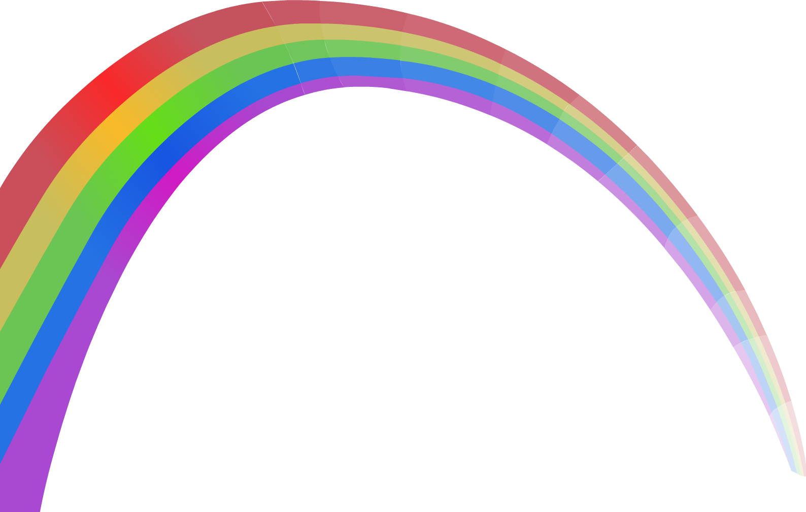 Rainbow PNG - 17676