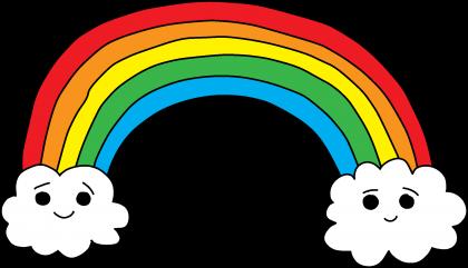 Rainbow PNG - 17671