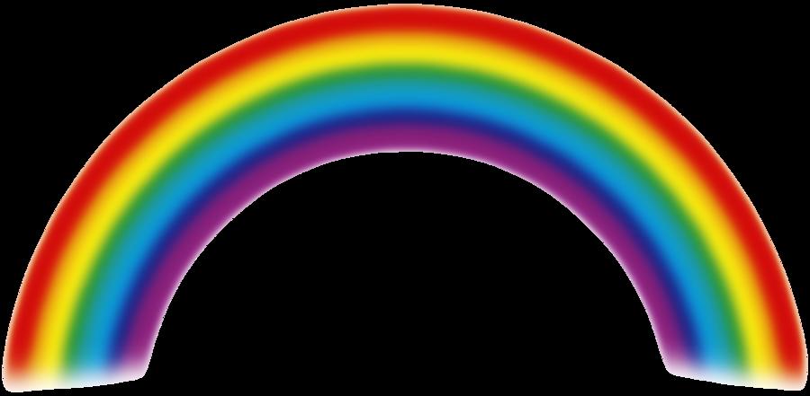 Rainbow PNG - 17673