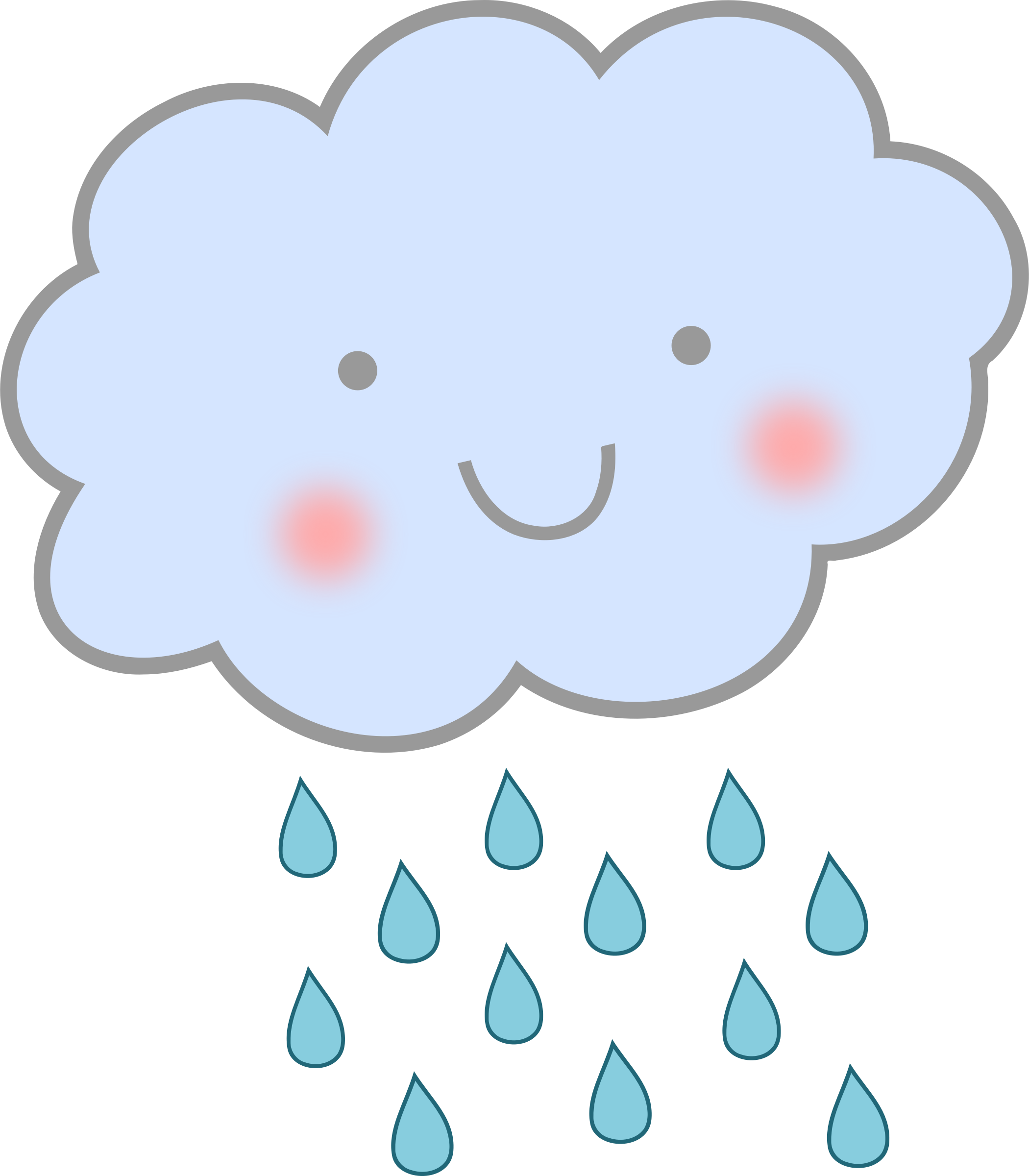 BIG IMAGE (PNG) - Raincloud PNG HD