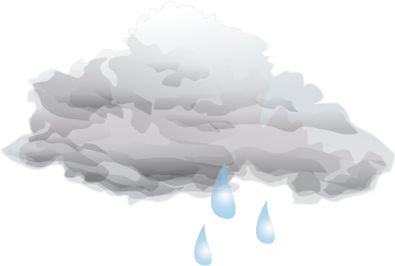 . PlusPng.com Designs Rain Cloud Png - Raincloud PNG HD
