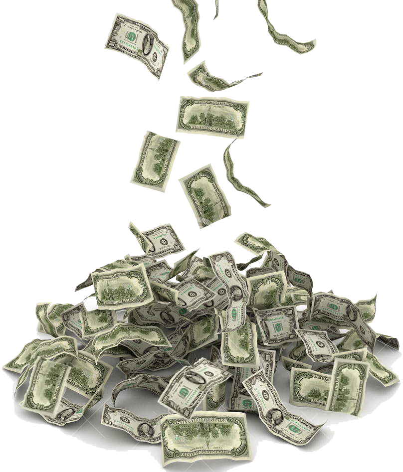 Money: Raining Money PNG HD Transparent Raining Money HD.PNG